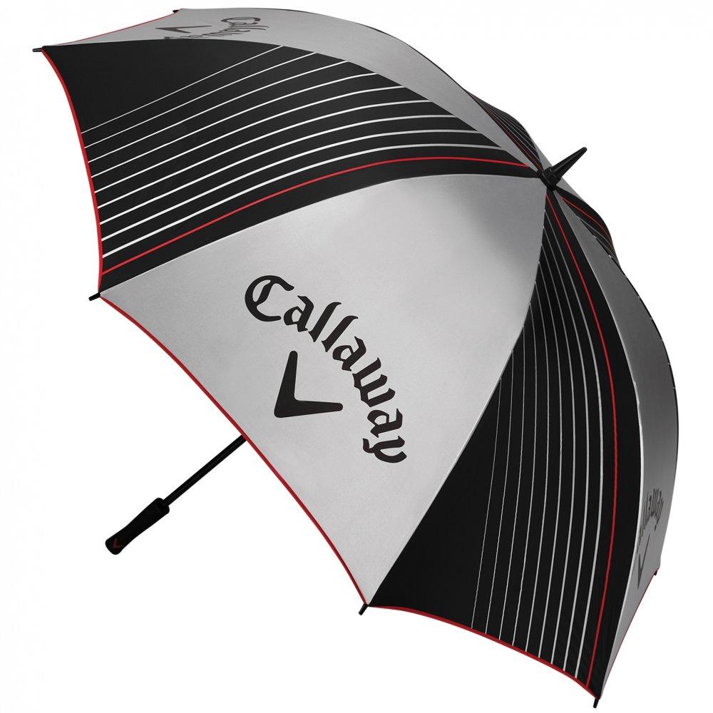 "callaway uv64"" umbrella - model 2017 - single canopy - silver"